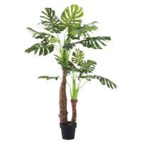 人工観葉植物・モンステラ-WD-03