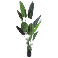 人工観葉植物・ストレチア(大)-WD-07