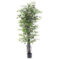 人工観葉植物・ベンジャミン-WD-09