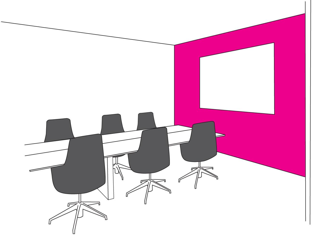 会議室-ミーティングルームの設置場所