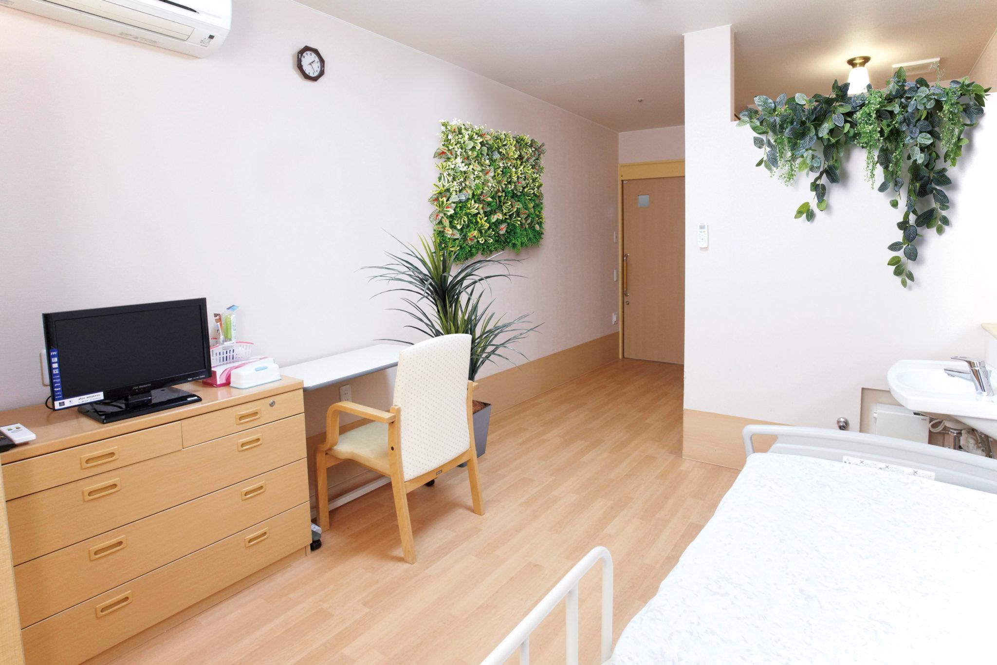 介護施設 - 個室