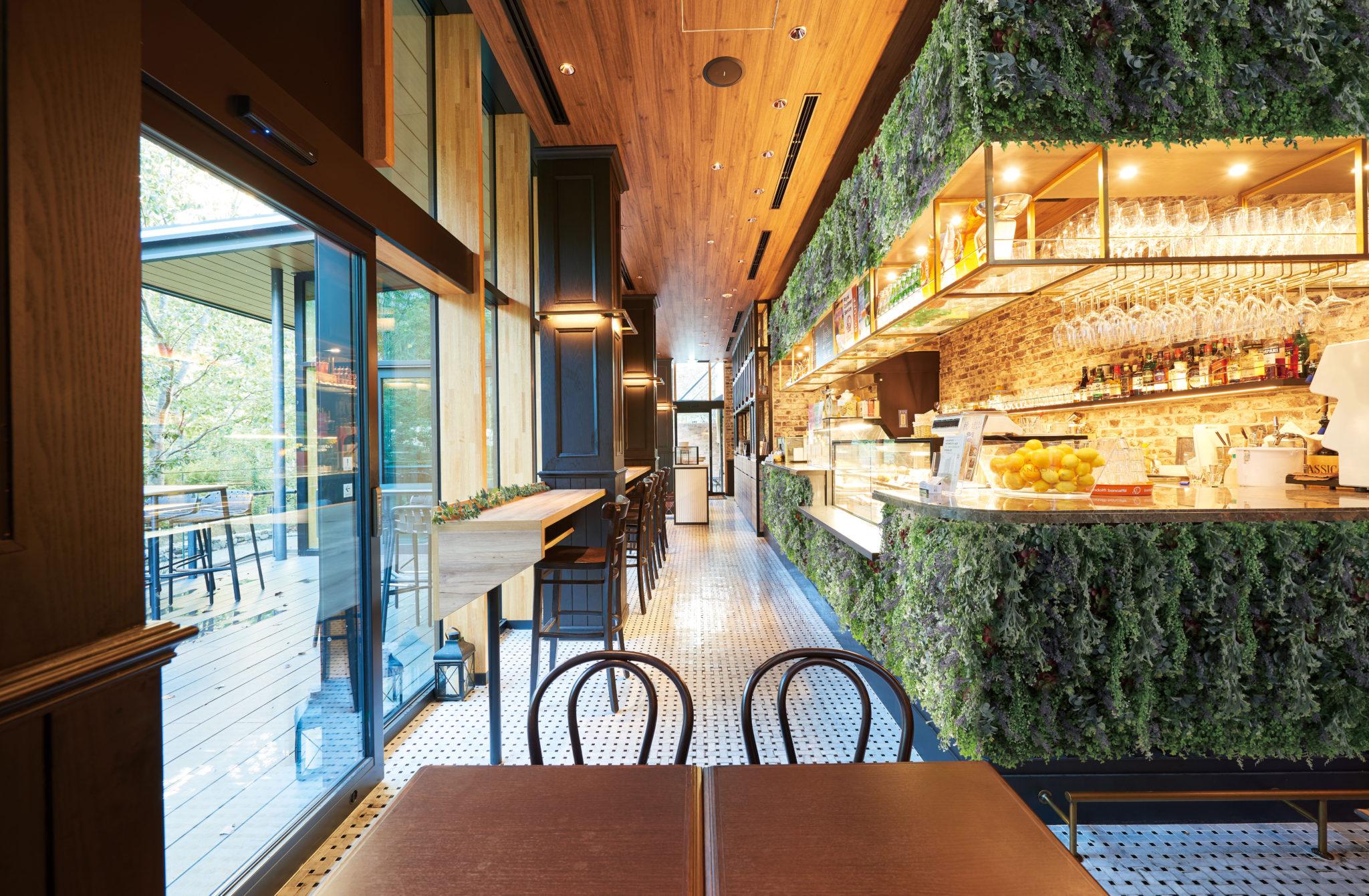 カフェレストラン - カウンター_after