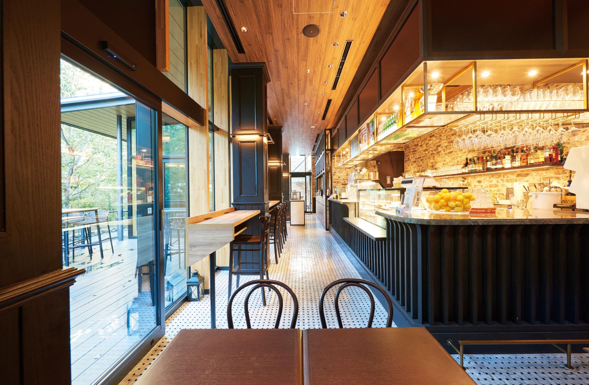 カフェレストラン - カウンター_before