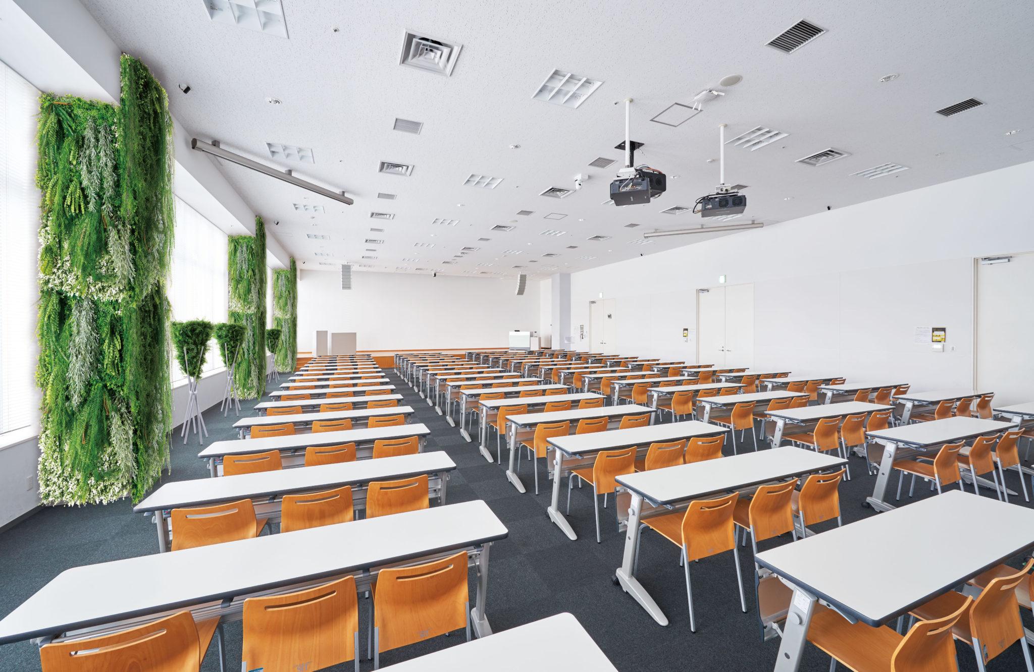 学校 - 講義室_after