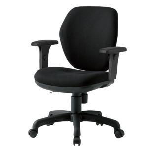 オフィスチェアFST-77_-ブラック