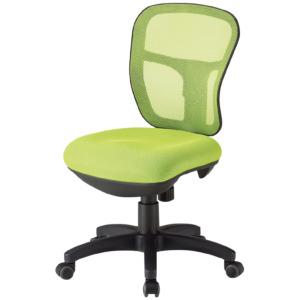 オフィスチェアCF-2Mイエローグリーン