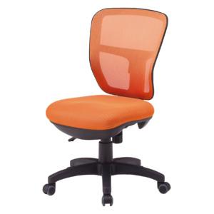 オフィスチェアARS-5M_オレンジ
