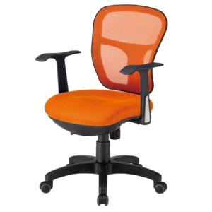 オフィスチェアCF-2MAオレンジ