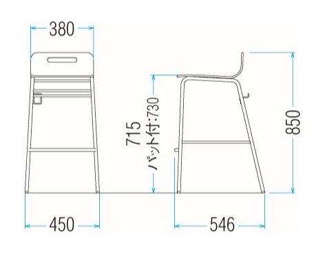VCC-001の図形