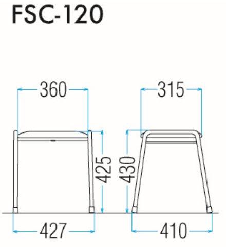 FSC-120の図面