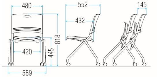 FNC-K5の図形