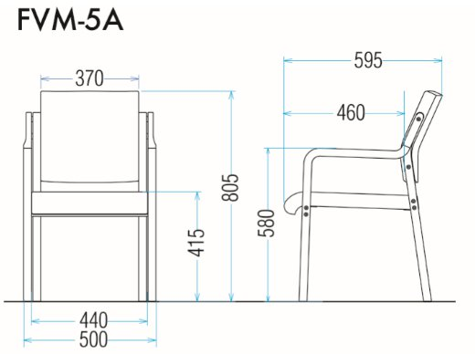 FVM-5Aの図面