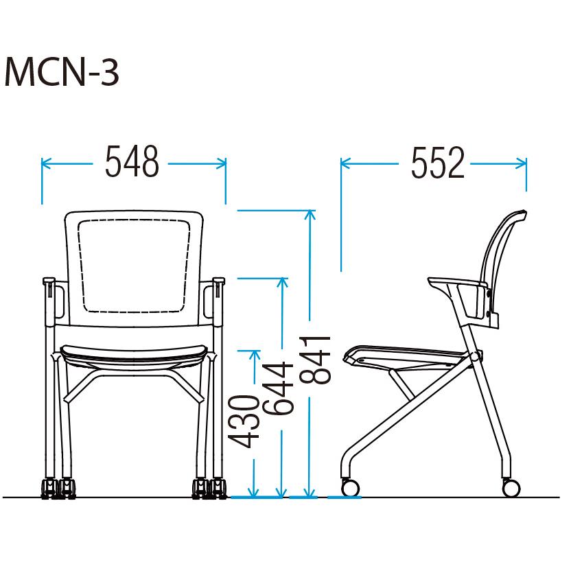 MSN-3の図面