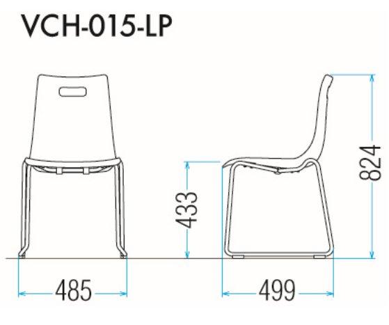 VCH-015-LPの図面