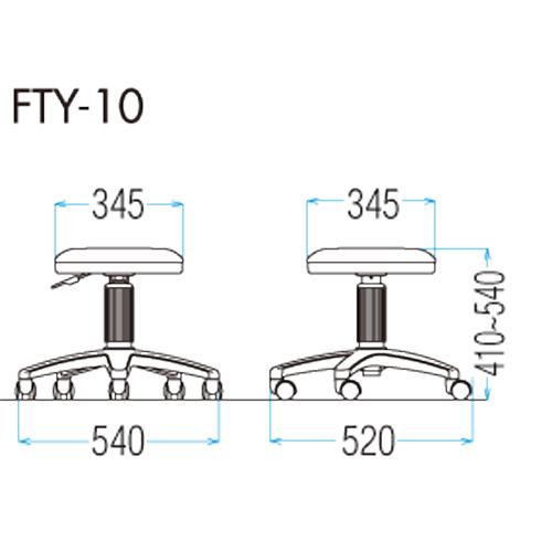 FTY-10の図面