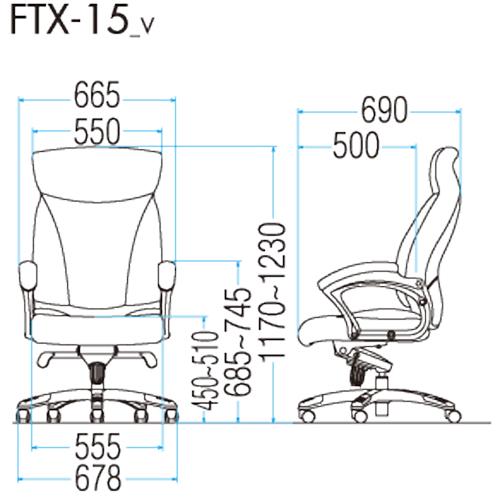 FTX-15の図面
