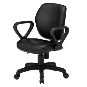 オフィスチェアFST-77AL_ブラック