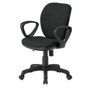 オフィスチェアFST-77A_ブラック