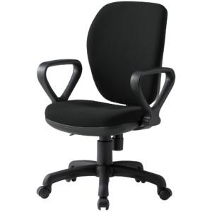 オフィスチェアFST-77HA_ブラック