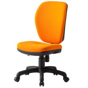 オフィスチェアFST-77H_オレンジ