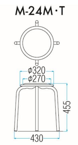 M-24T/M-24Mの図面