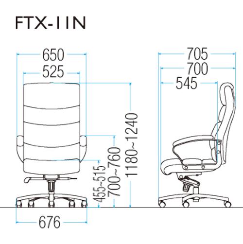 FTX-11Nの図面