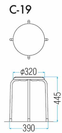 C-19の図面