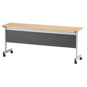 天板固定テーブル_TCN-1845P_ナチュラル