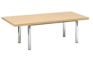 ミーティングテーブルDX-2412_ナチュラル