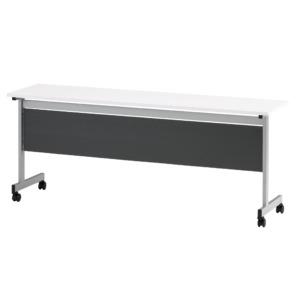 天板固定テーブル_TCN-1845P_ホワイト