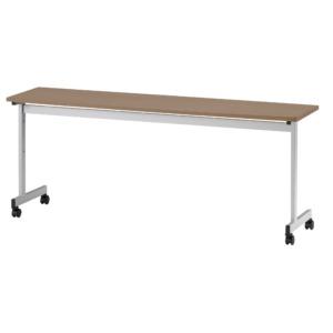 天板固定テーブル_TCN-1845_ダークウッド