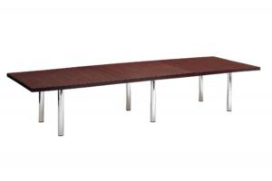 ミーティングテーブルDX-3612_ローズ