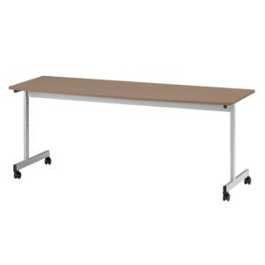 天板固定テーブル_TCN-1860_ダークウッド