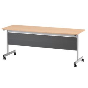 天板固定テーブル_TCN-1860P_ナチュラル