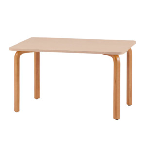 木製テーブルFM-1275N_ナチュラル