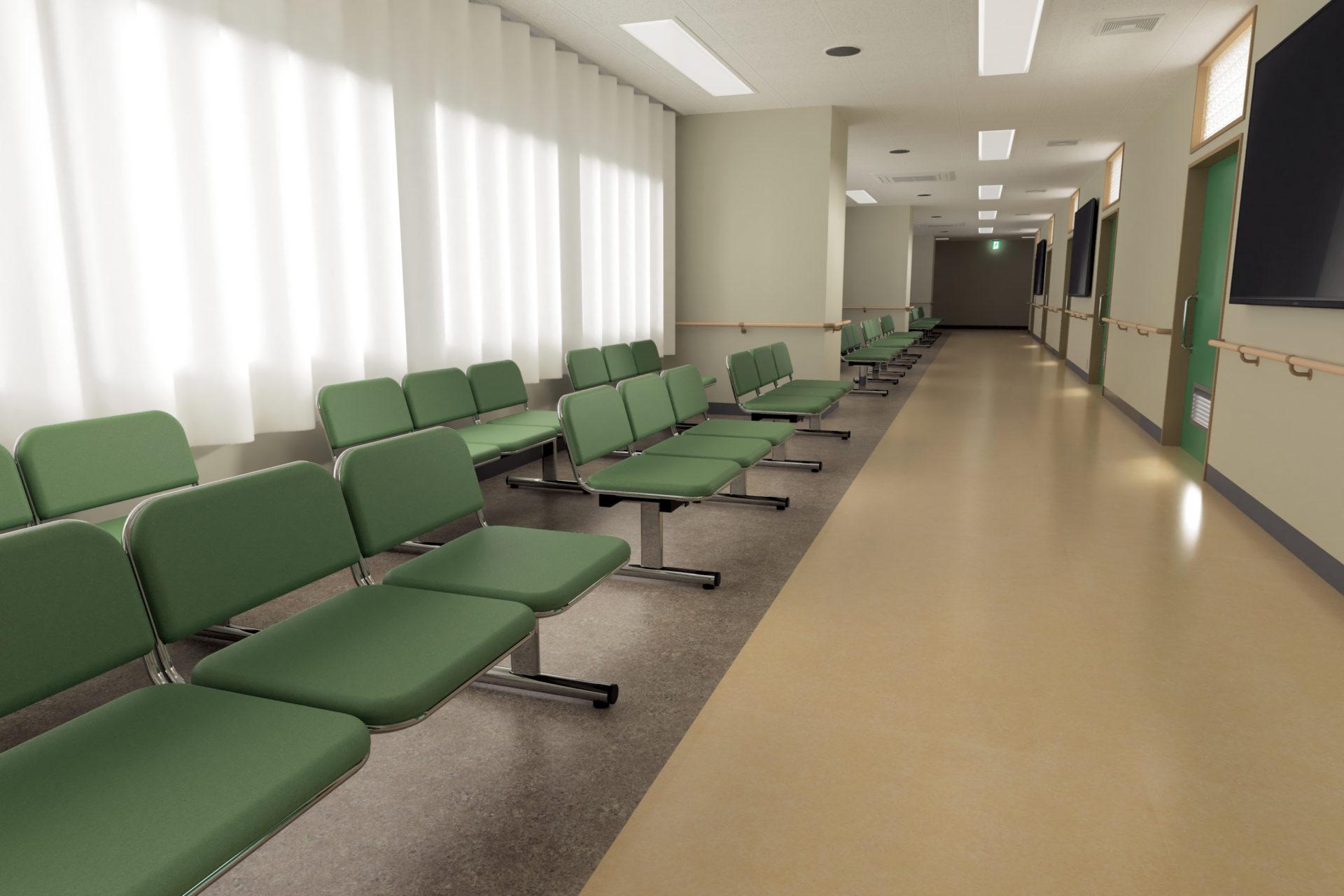 医療施設のイメージ